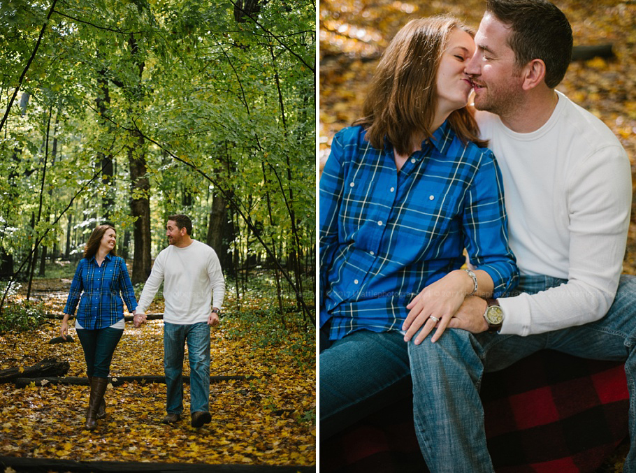 Natalie brian whitnall park engagement session for Affordable wedding photography milwaukee